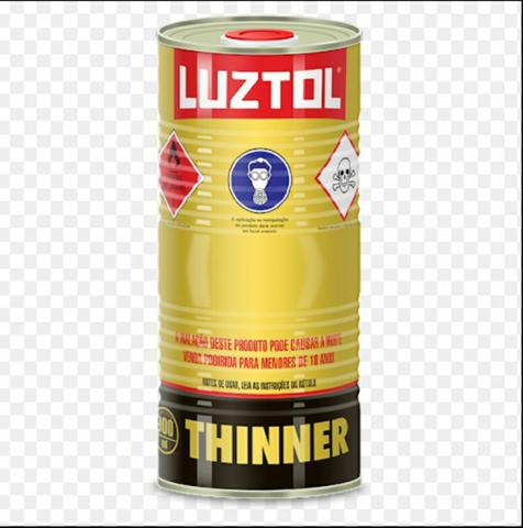 Promoção (Thinner Luztol) - Foto 3