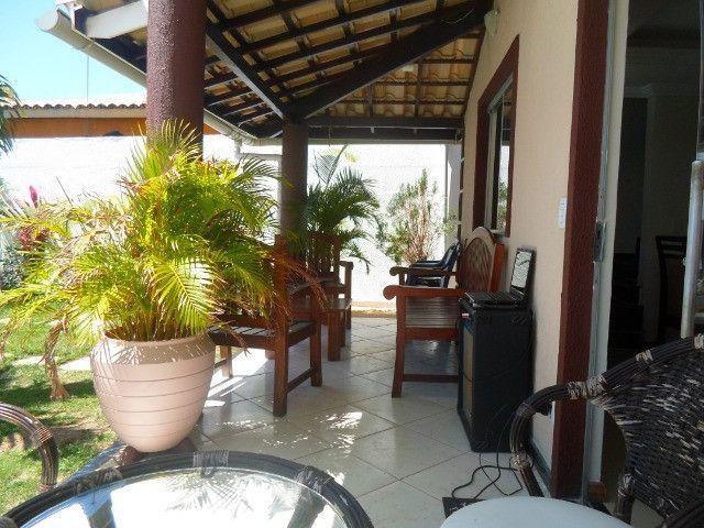 FZ132 - Casa em Arembepe - 04 quartos com piscina - Foto 4