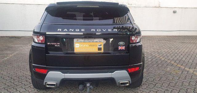 Land Rover Evoque 2.0 Si4 Dynamic Black Blindada - Foto 4