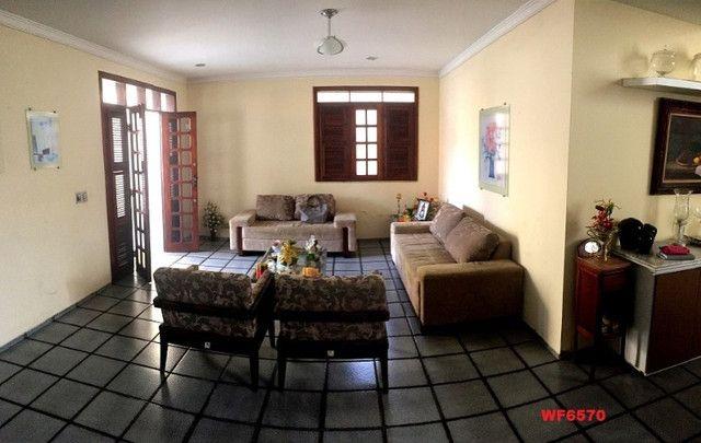 Casa duplex com 4 quartos, 8 vagas de garagem, próximo Washington Soares - Foto 3