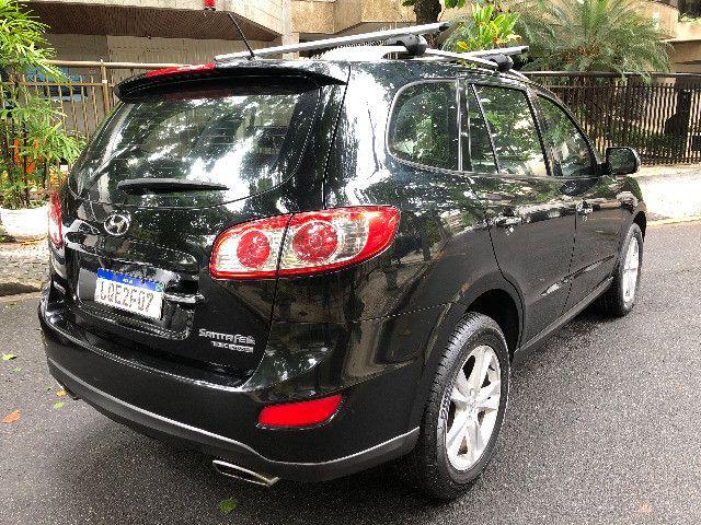 Hyundai Santa Fe 3.5 Gasolina 7 lugares Toda Revisada - Foto 11