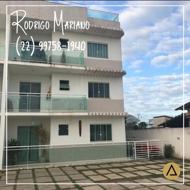 Alugo lindo apartamento de 2 quartos na Enseada em Rio das Ostras