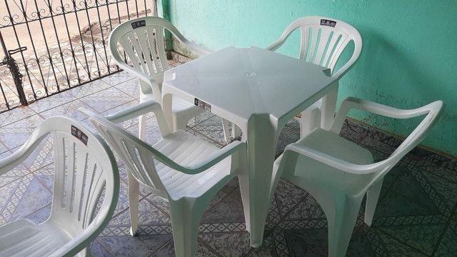 JOGOS DE MESA COM CADEIRAS  - Foto 3