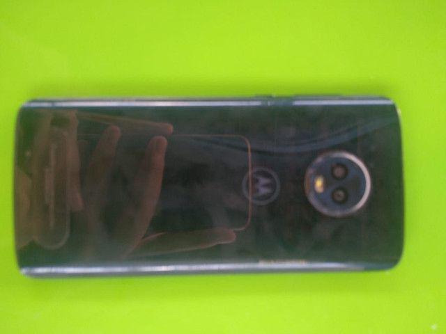 Celular Motorola G6 32gb semi novo bem conservado - Foto 4