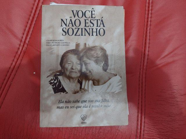 Livro sobre Alzheimer + Cuidados o que deve fazer