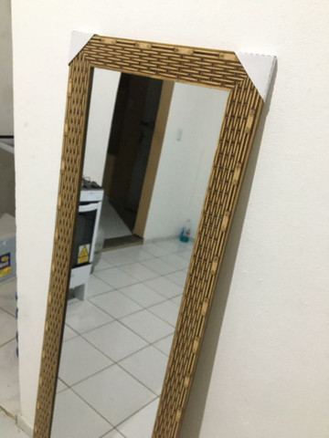 Vendo espelho bem conservado - Foto 2