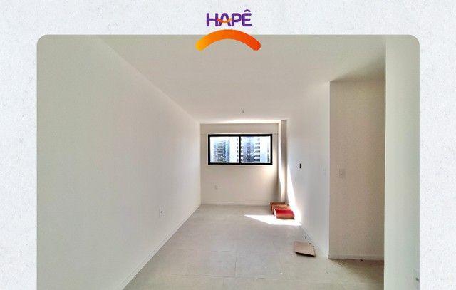 Apartamento com 2 quartos sendo 1 suíte e área útil de 54,50m² localizado na Jatiúca - Foto 2