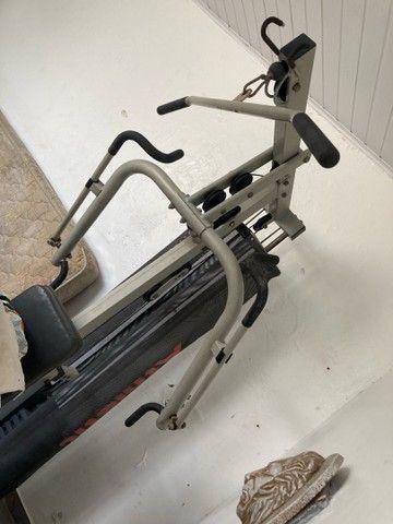 Máquina de musculação aceito troca e proposta - Foto 3