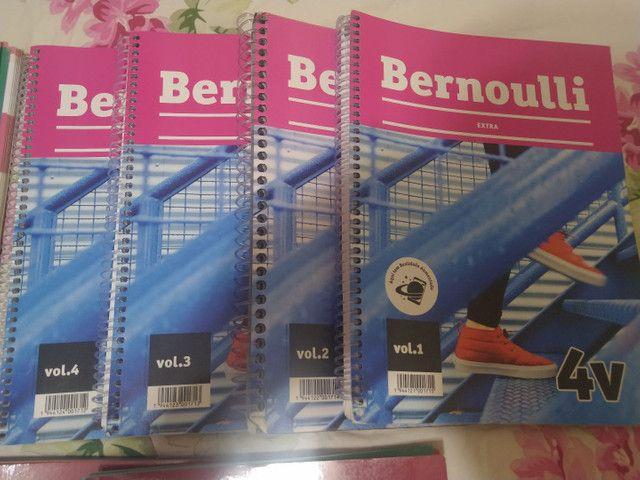 Coleção Completa Bernoulli 4V - Foto 5