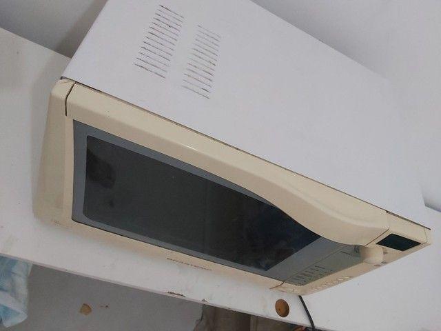 Micro-ondas para retirada de peças (pra vender hoje) - Foto 2