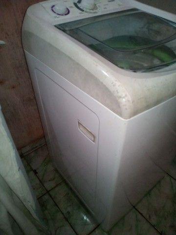 Vendo máquina de lava 8kg perfeita entrego e dou garantia - Foto 6