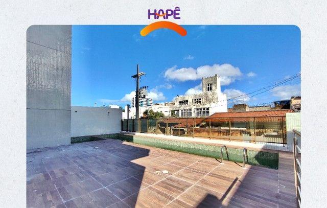 Apartamento com 2 quartos sendo 1 suíte e área útil de 54,50m² localizado na Jatiúca - Foto 11