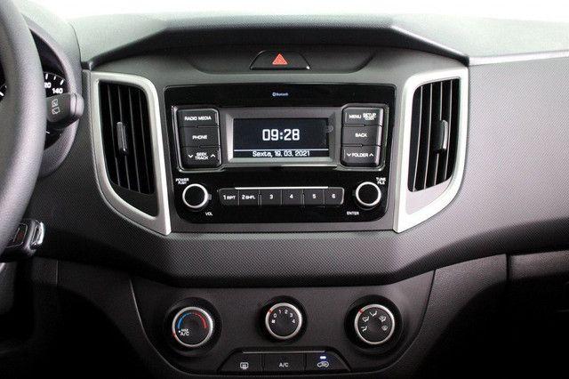 Hyundai Creta 1.6 ACTION Flex Aut. 6M - 2021<br><br> - Foto 8