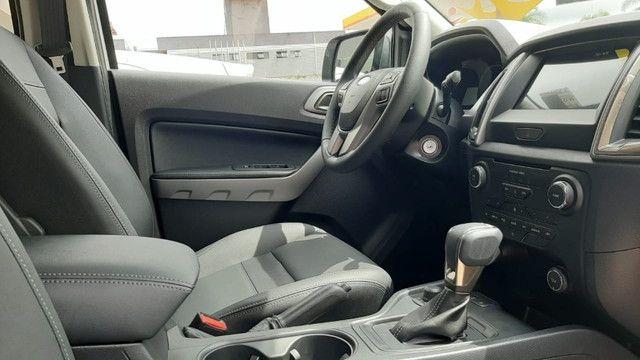 Ford Ranger XLT 3.2 Diesel 4x4 AT 2022 - garantimos seu carro. - Foto 7