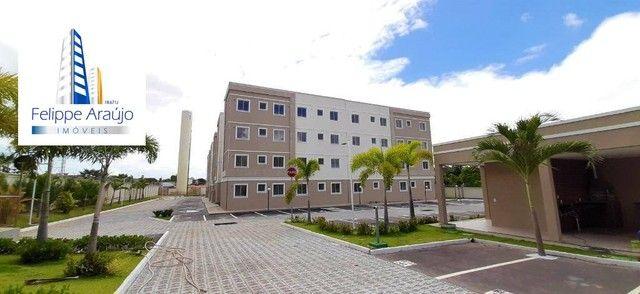 Apartamento com 2 dormitórios à venda, 44 m² por R$ 155.900,00 - Messejana - Fortaleza/CE - Foto 14