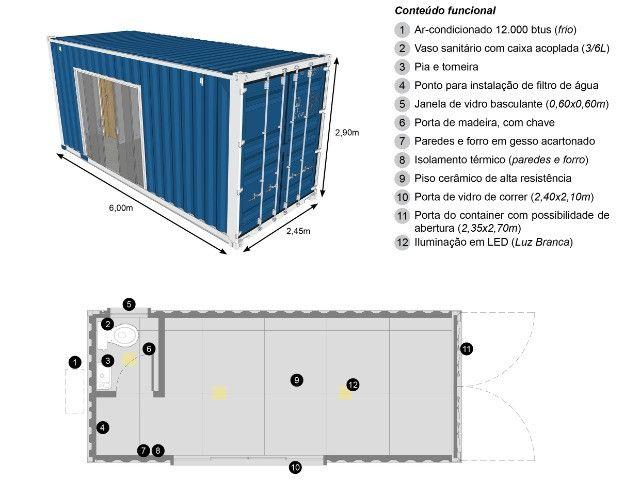 Container para Locação! - Foto 3