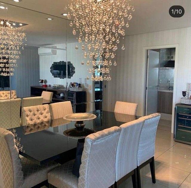 Apartamento para venda tem 191 metros quadrados com 3 quartos em Quilombo - Cuiabá - MT - Foto 10
