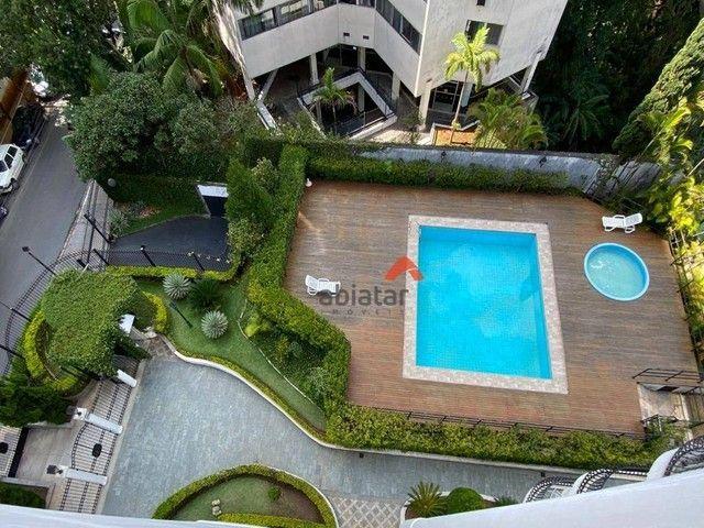 Apartamento com 4 dormitórios para alugar, 340 m² por R$ 3.910,00/mês - Vila Andrade - São