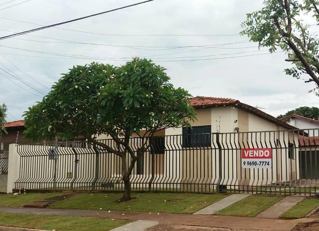Alugo Casa próximo ao Caiçara - Jardim Belo Horizonte - Rondonópolis/ MT