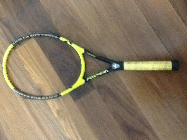 Raquete fischer ft pro tour air carbon