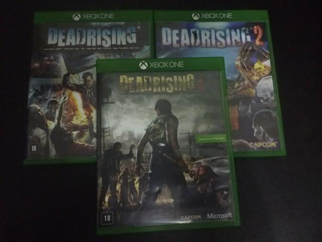 Pack Dead Rising p/ XBox One