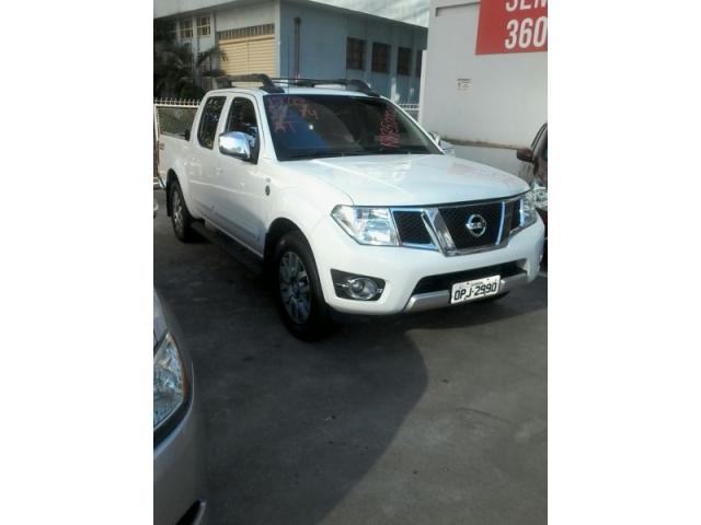 FRONTIER 2.5 SL 10 ANOS 4X4 CD TURBO 2012
