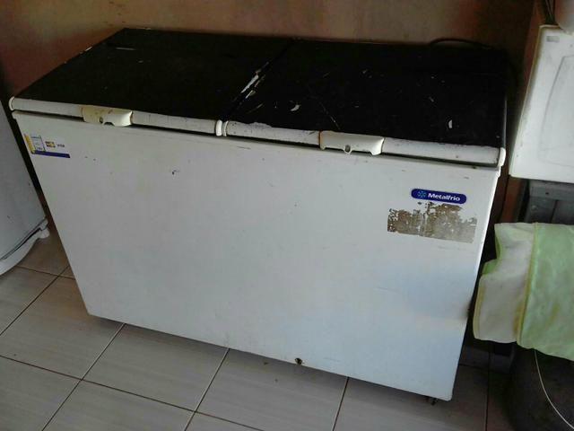 Freezer Metalfrio 546L