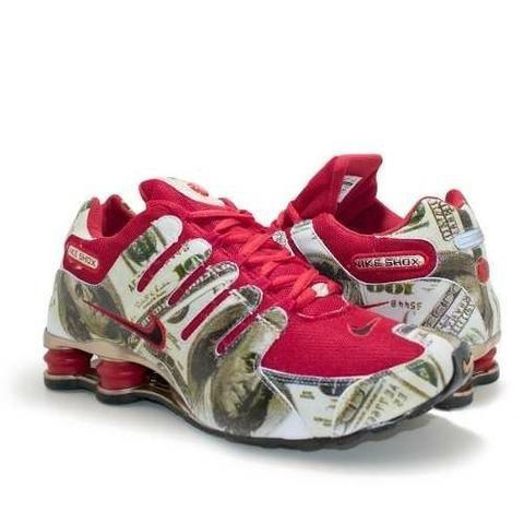 e21a75e4aee 5e3d8 ff1f6  netherlands tênis nike 4 molas shox nz dolar feminino e  masculino aceitamos carto crédito lançamento 7885d