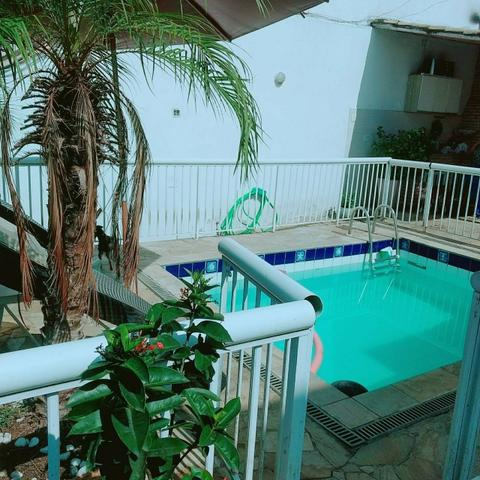 Casa duplex com piscina + apto com 2 quartos - Foto 3
