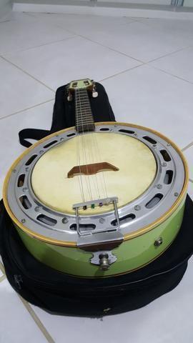 Cavaco banjo elétrico Del Vechio