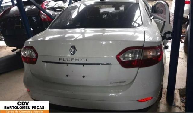 Peças Sucata Renault Fluence 2.0