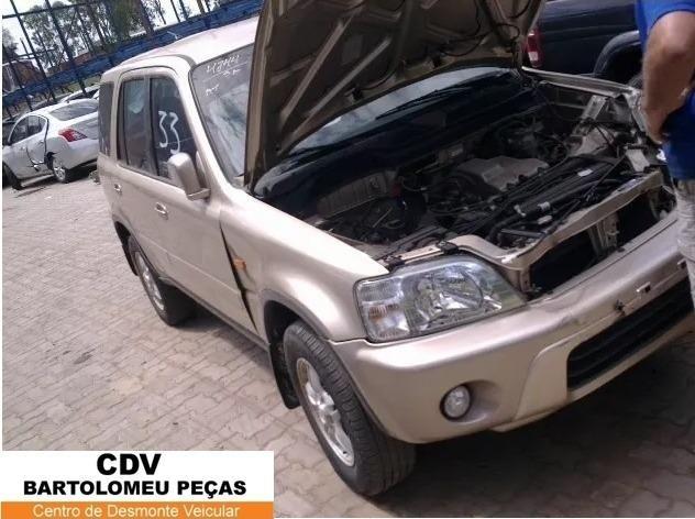 Peças Sucata Honda Crv 2.0 16v 2001 - Foto 3