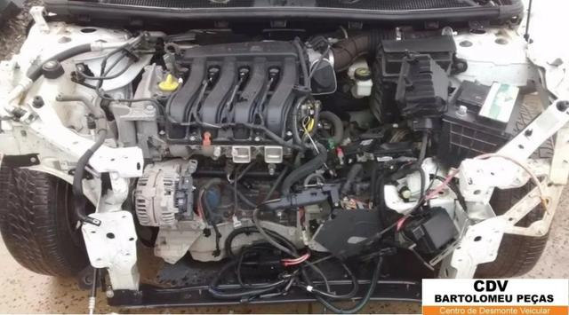 Peças Sucata Renault Fluence 2.0 - Foto 7