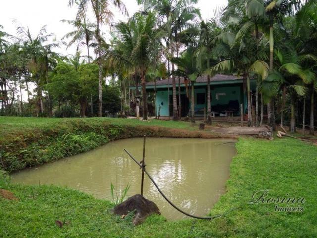 Chácara com 3 dormitórios à venda, 24189 m² por r$ 320.000,00 - rio sagrado - morretes/pr - Foto 5