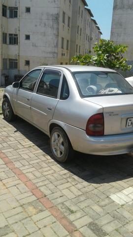 Corsa sedan milenium 2002 vendo ou troco por algo do meu interesse - Foto 6