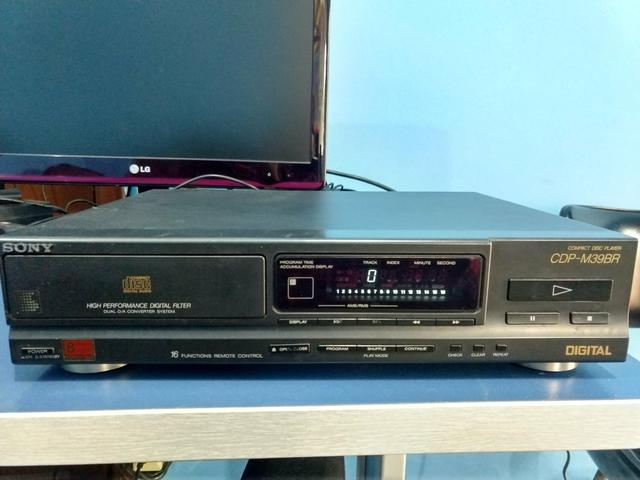 CD Player Sony CDP-M27BR - Foto 5