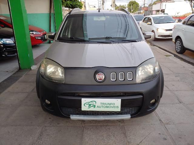 Uno Way Evo 1.4 2011 (R$: 2.900,00 + 48 x 669,00) - Foto 2