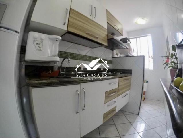 Apartamento à venda com 3 dormitórios em Morada de laranjeiras, Serra cod:AP359SO - Foto 4