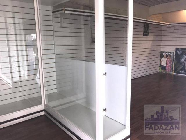 Loja para alugar, 74 m² por r$ 2.850,00/mês - pinheirinho - curitiba/pr - Foto 3