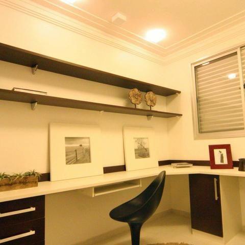 Apartamentoe 3 qtos 1 suite 1 vaga lazer completo, novo aceita financiamento - Foto 12