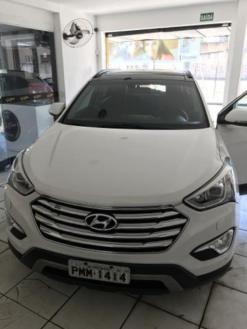 Hyundai Grand Santa Fe 7 lugares OPORTUNIDADE - Foto 6
