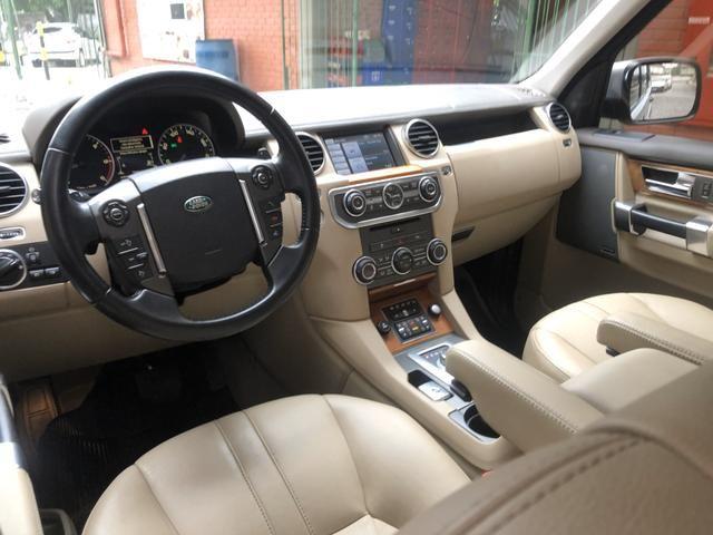 Land Rover Discovery 4 SDV6 SE Diesel Câmbio seletor 8 marchas Imaculada - Foto 11