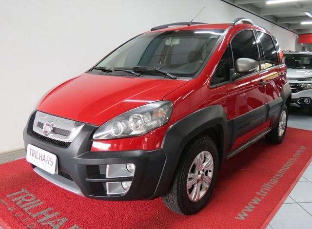 FIAT IDEA 2011/2012 1.8 MPI ADVENTURE 16V FLEX 4P MANUAL