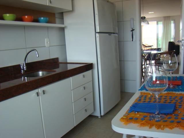 Apartamento mobiliado no Porto das Dunas - Impecável! - Foto 14