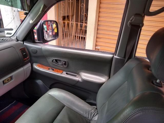 VENDO/TROCO SUV Mitsubishi Pajero Sport SE 2.8 td (diesel) AUT 4x4 2002/2003 - Foto 10
