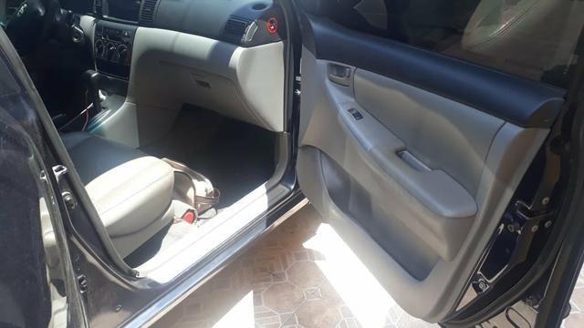 Corolla xei aut 1.8 2008 completo - Foto 17