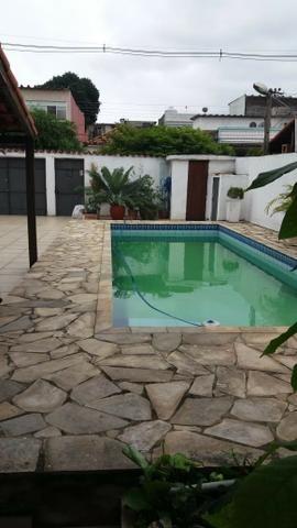 Linda casa com 3 quartos e amplo quintal com piscina em Guadalupe - Foto 8