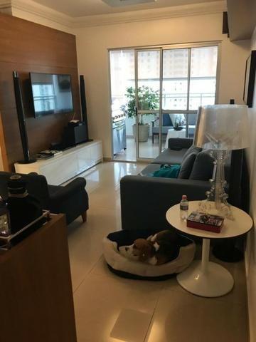 Apartamento com 3 dormitórios à venda, 118 m² - Setor Bueno - Goiânia/GO
