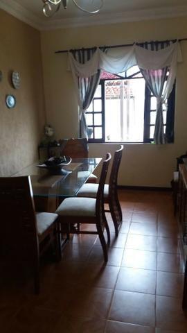 Linda casa com 3 quartos e amplo quintal com piscina em Guadalupe - Foto 7