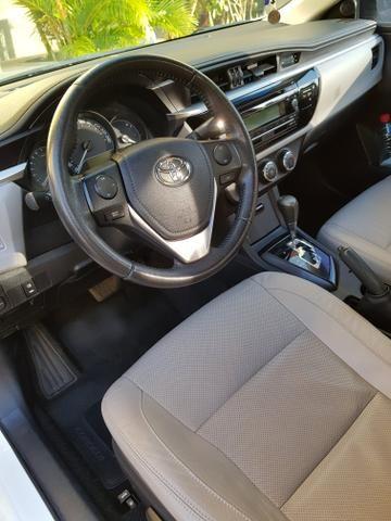 Corolla GLI 1.8 aut 15/16 - Foto 6